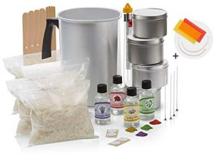 Momila Soy Wax Candle Making Kit