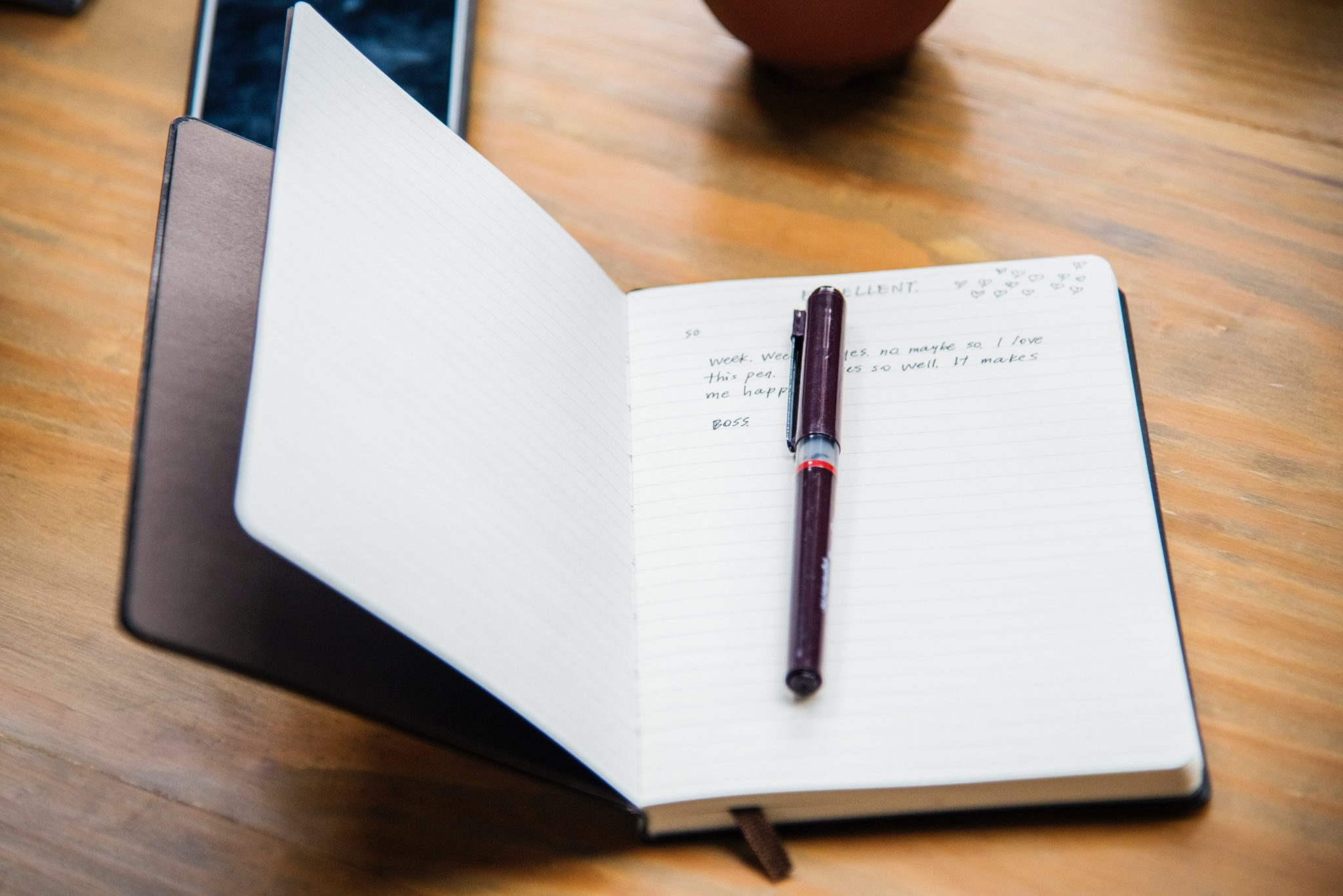 How to start diary writing